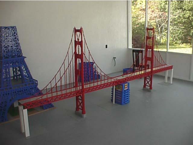 golden gate bridge lego