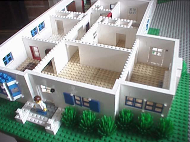 My House -- LEGO