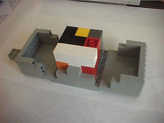 Puzzles -- LEGO